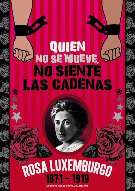 Rosa Luxemburgo Feminista Arte Feminista Frases Feministas