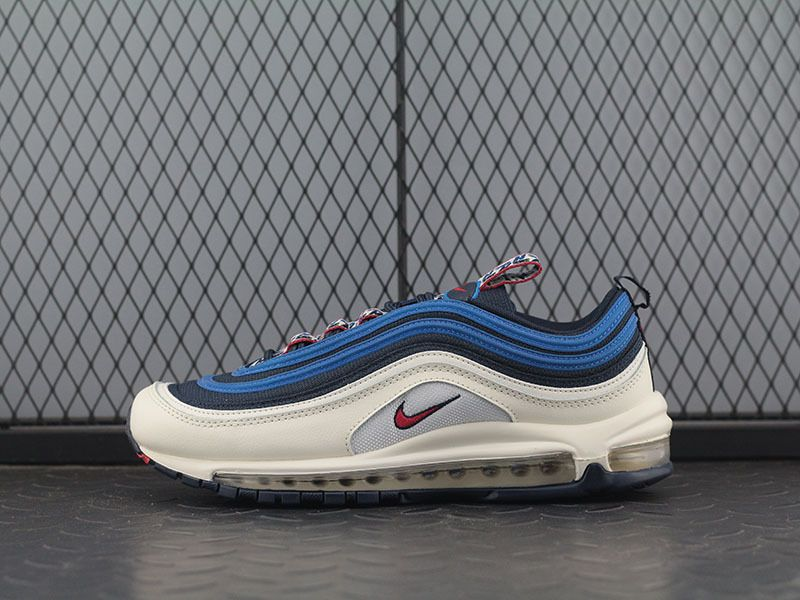 Nike Air Max 97 Obsidian University Red Sail Blue Nebula AQ4126-400 check  out from 8781dc431
