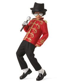 michael jackson red military jacket costume  sc 1 st  Pinterest & michael jackson red military jacket costume | Michael Love ...