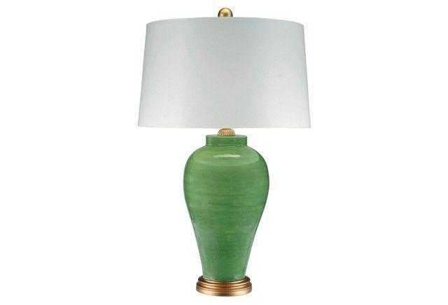 Kevin Office Bossa Nova Table Lamp Green Table Lamp Green Lamp Table Lamp Sets