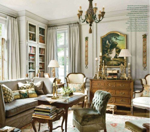 Awesome Old School Francophile, Atlanta, GA Interior Design By Peggy Stone,  Architectural Design