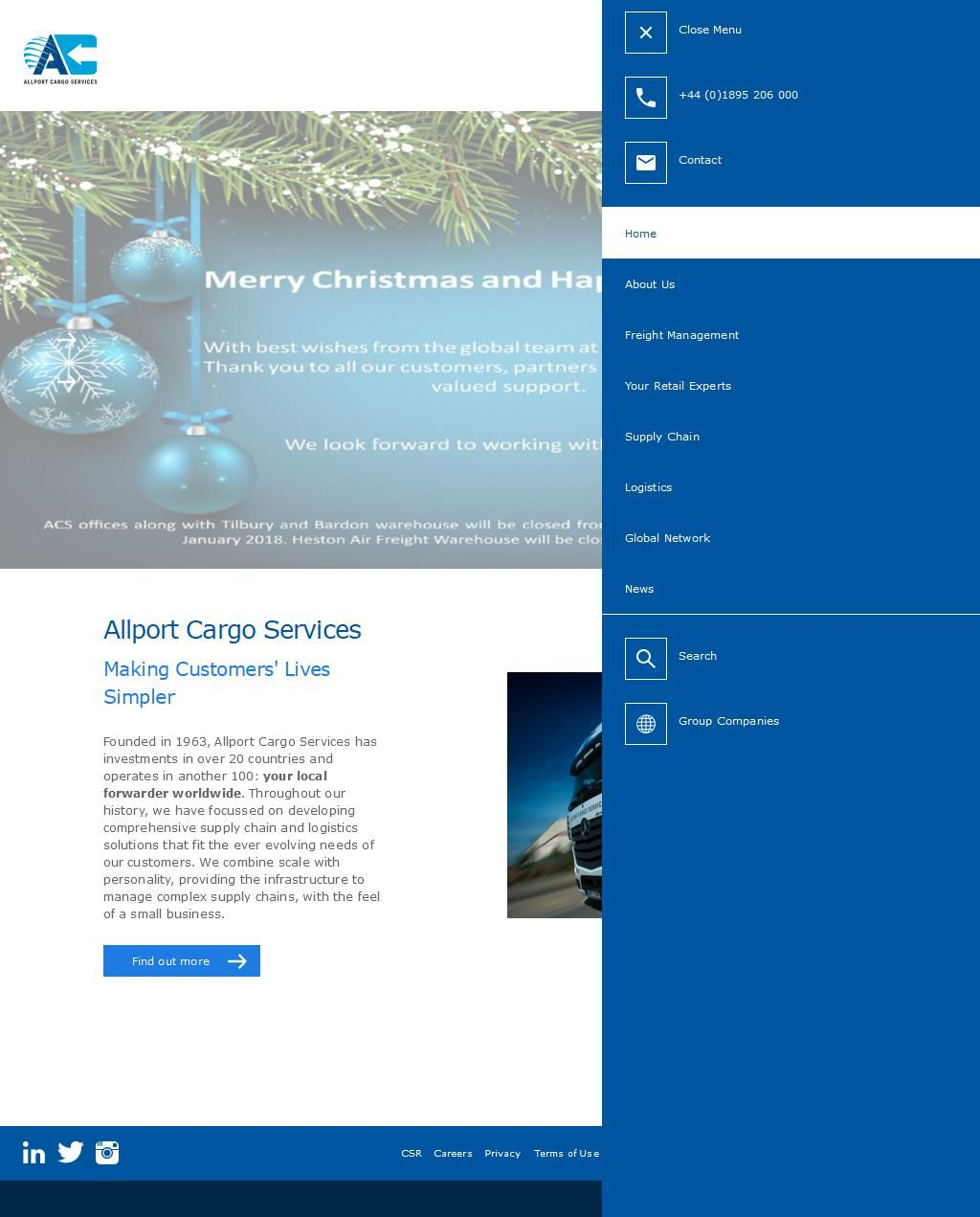 Allport Cargo Service Company Belhoul Group, 2, 8 Street 3