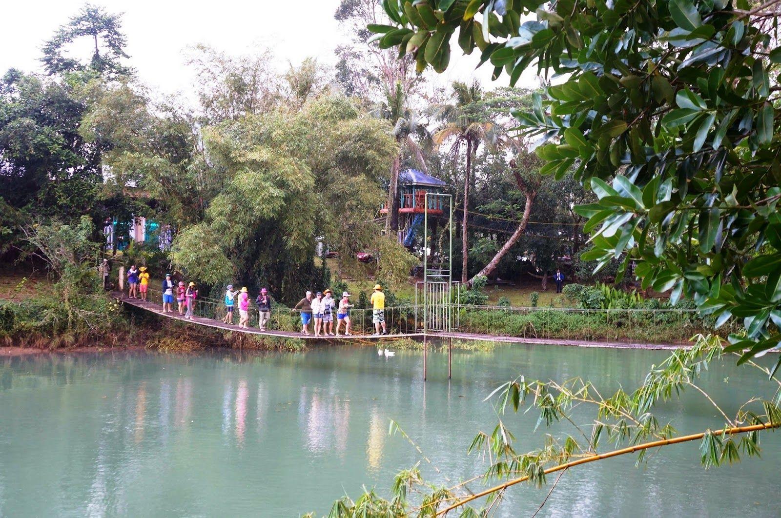 #CavEAT: Cavinti Eco-Adventure Tour (First Day Wrap Up) ~ Wazzup Pilipinas