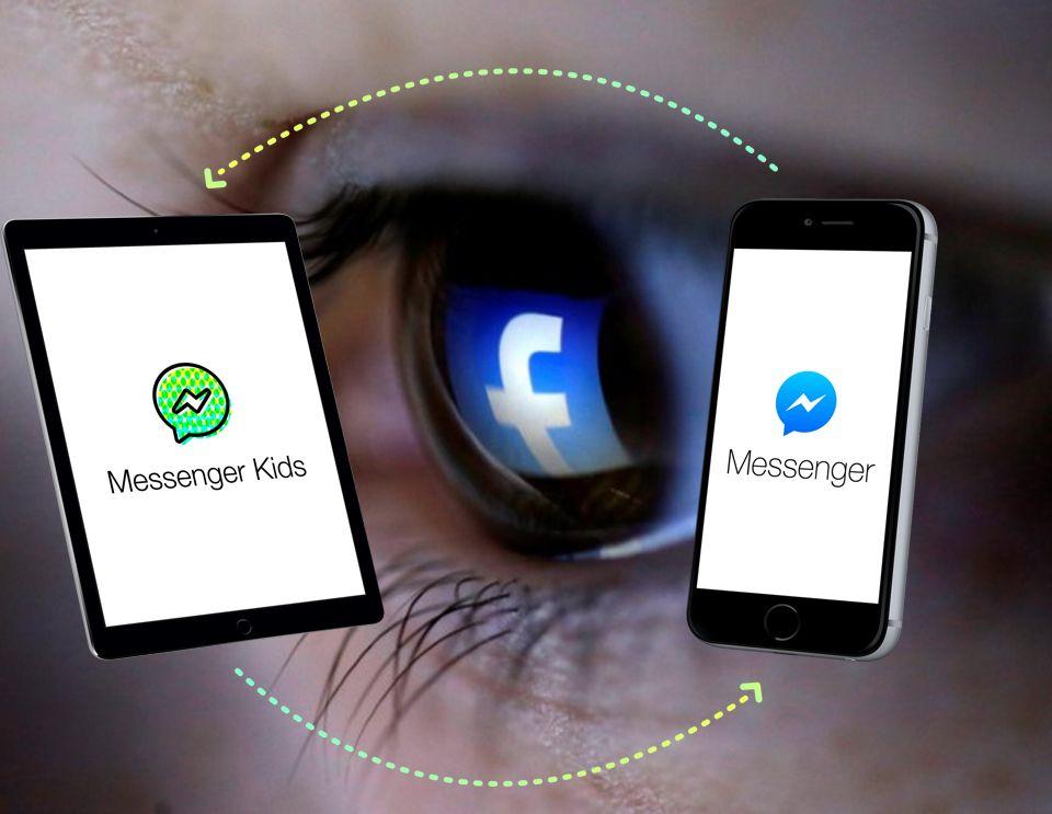 Co Sadzicie O Wprowadzeniu Przez Facebooka Komunikatora Messenger Kids Dla Dzieci Ponizej 13 Roku Zycia Do Korzystania Z Niego Nie Marketing Social Media Kids