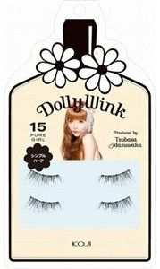 6d659994f88 Dolly Wink False Eyelashes No.15 Pure Girl in 2019 | Lashes ...