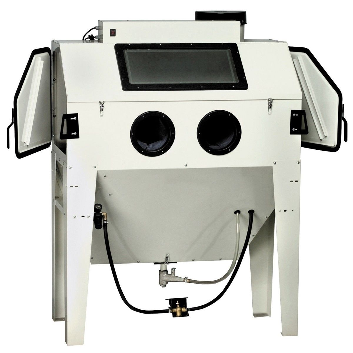 Industrial Blast Cabinet Mechanic Tools Metal Working And Tool Shop