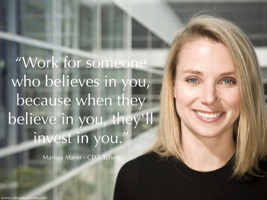 Pin By Angie Chang On Business Quotes Entrepreneur Quotes Women Marissa Mayer Women Motivation