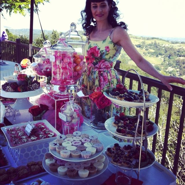 the sweetest treats | The Sweetest Treat...and The Dessert Table ... | Themed Parties and T ...