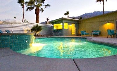 Mid Century Modern in Palm Springs