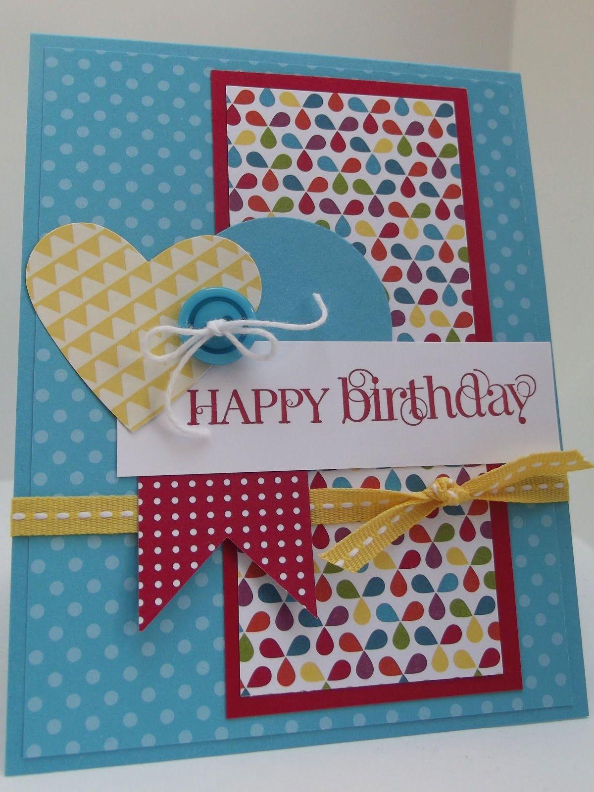 Happy Birthday Crafts Pinterest Happy Birthday Birthdays And