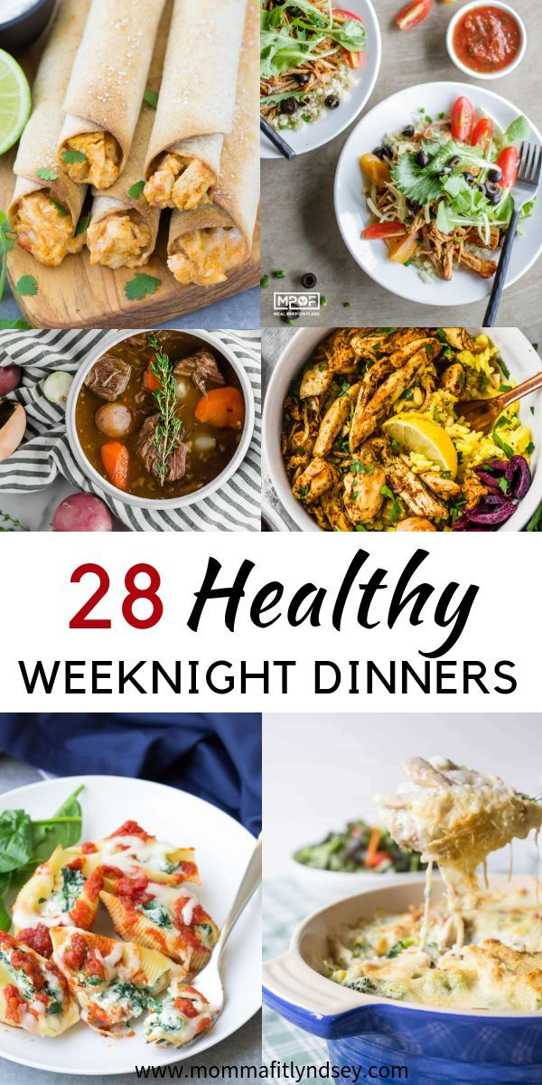 Make Ahead Meals - 29 Recipes for Easy Weeknight Dinners