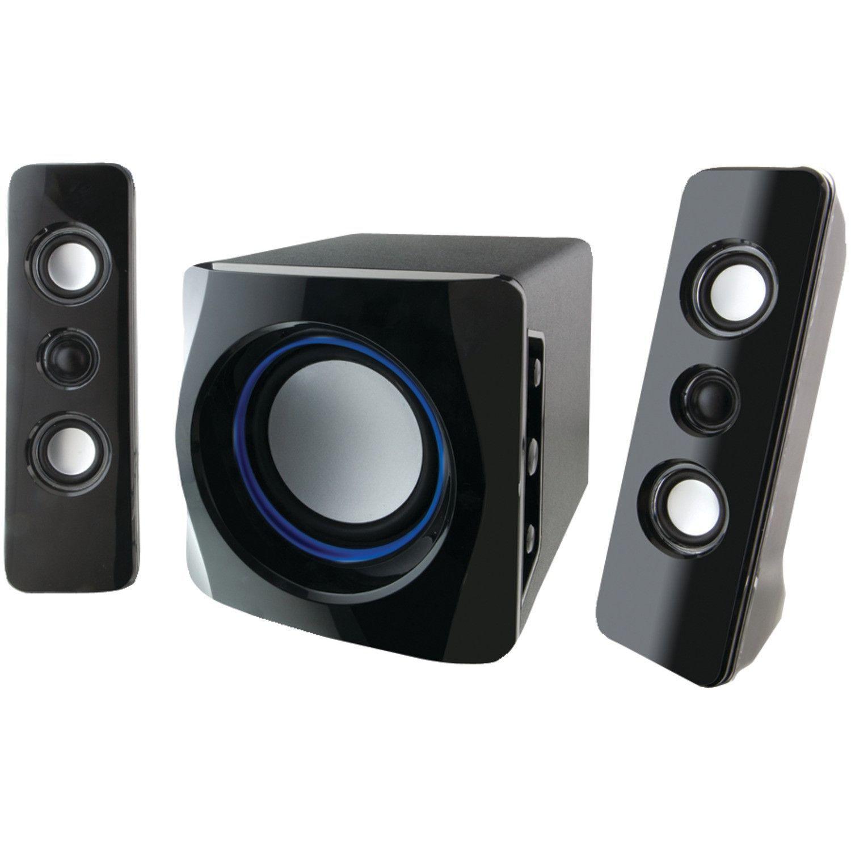Ilive Wireless 2 1 Channel Bluetooth System Wireless Speaker System Bluetooth Wireless