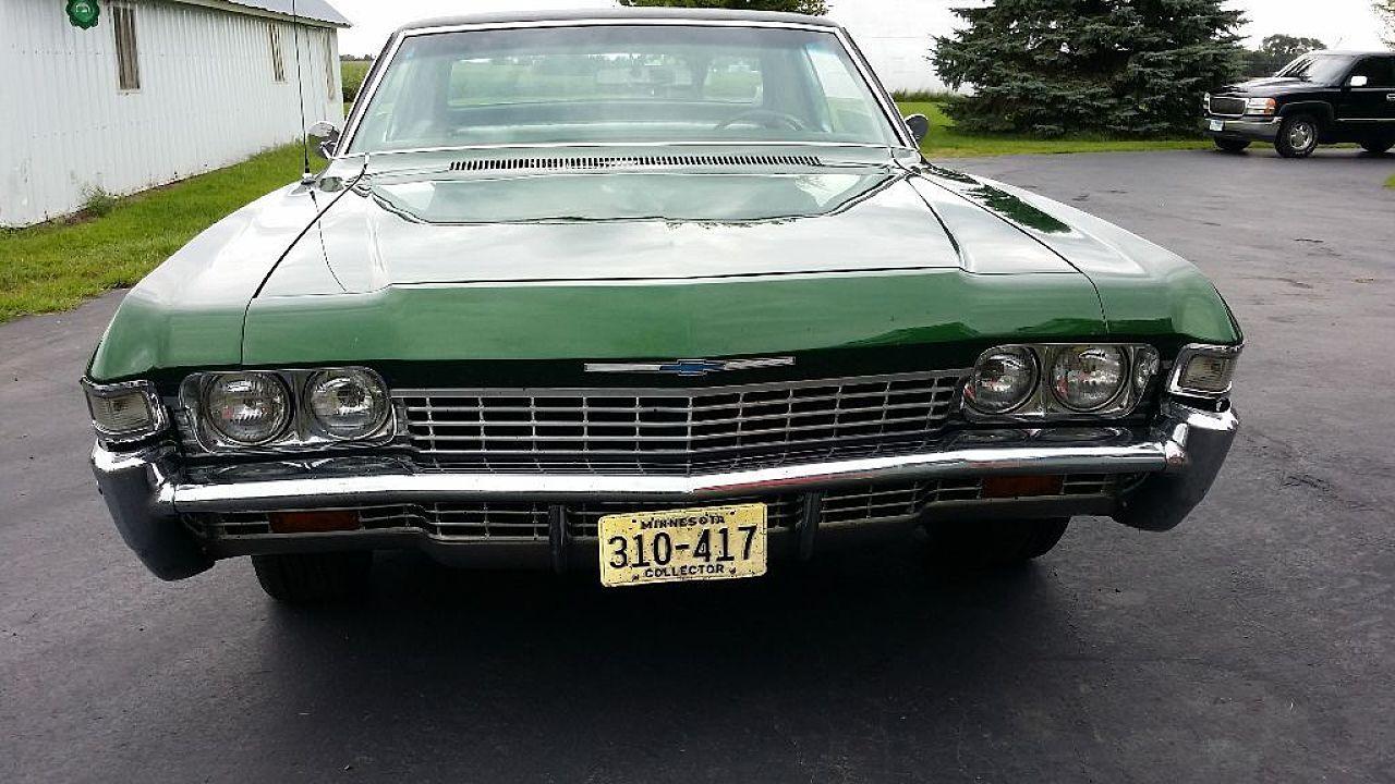 1968 Chevrolet Impala For Sale Near Annandale Minnesota 55302
