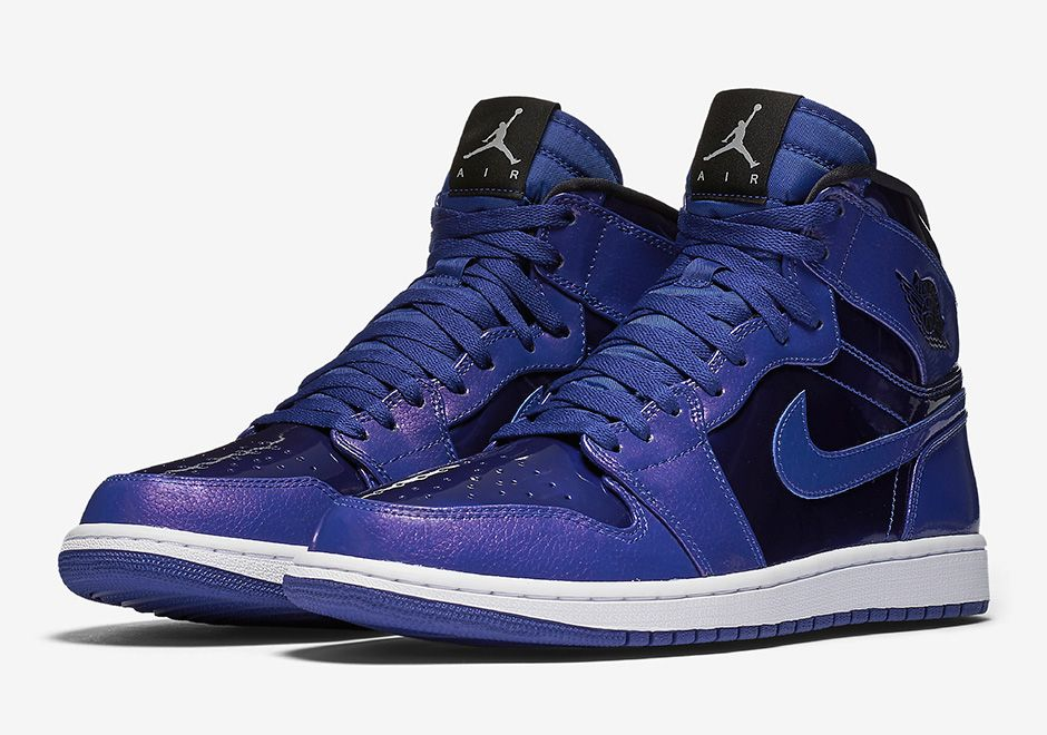 sneakers  news More Patent Leather Air Jordan 1 High Releases Are Coming e9ab84410