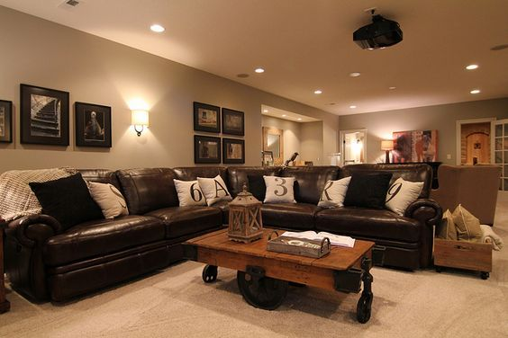 Cozy Living Room Traditional Leather Living Room Furniture Brown Living Room Living Room Leather