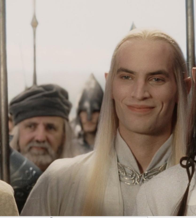 Gildor-Inglorion (Imladris elf in LOTR)