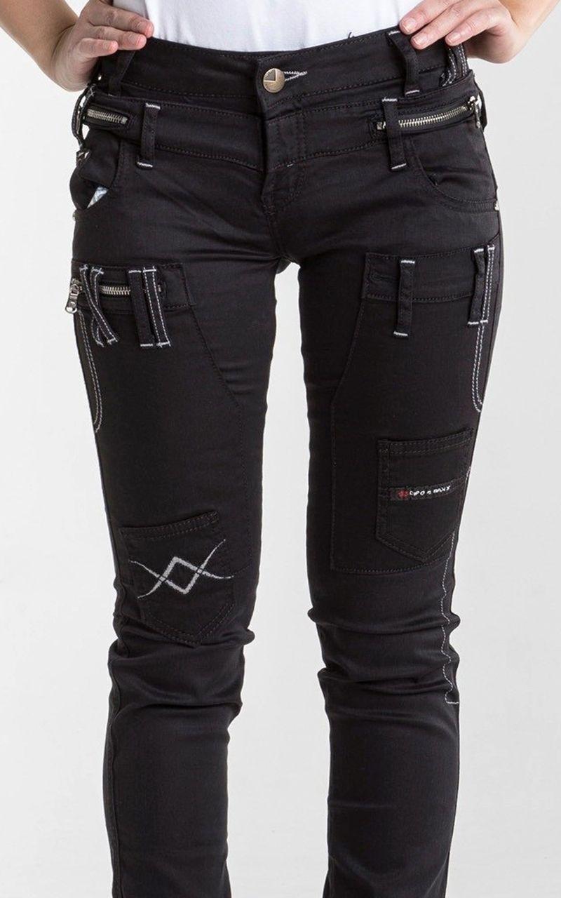e62eebd488ffbf Cipo Baxx Womens Jeans AUW08 - CIPO & BAXX - AUSTRALIA | Art Fashion ...