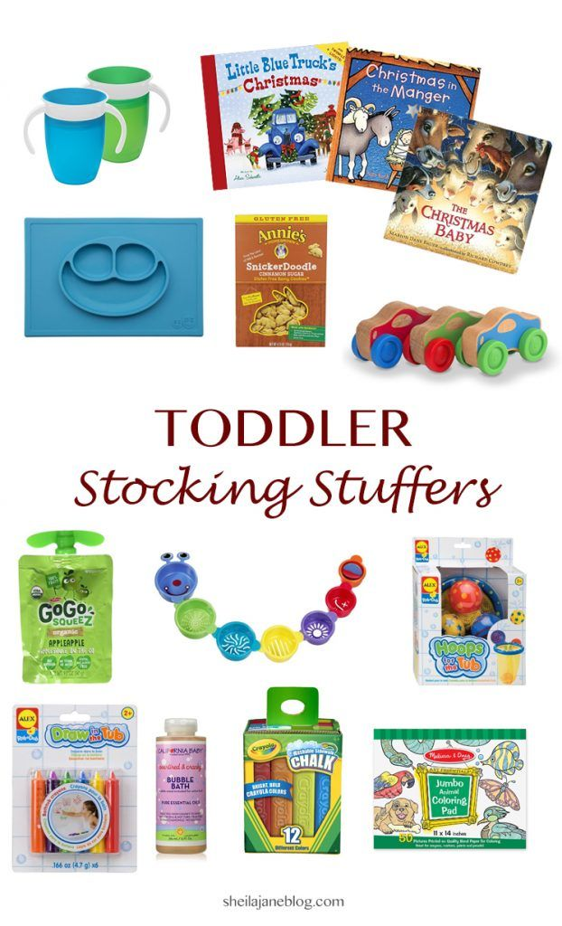 Gift Guide: Toddler Stocking Stuffers | Gift Guides | Pinterest ...