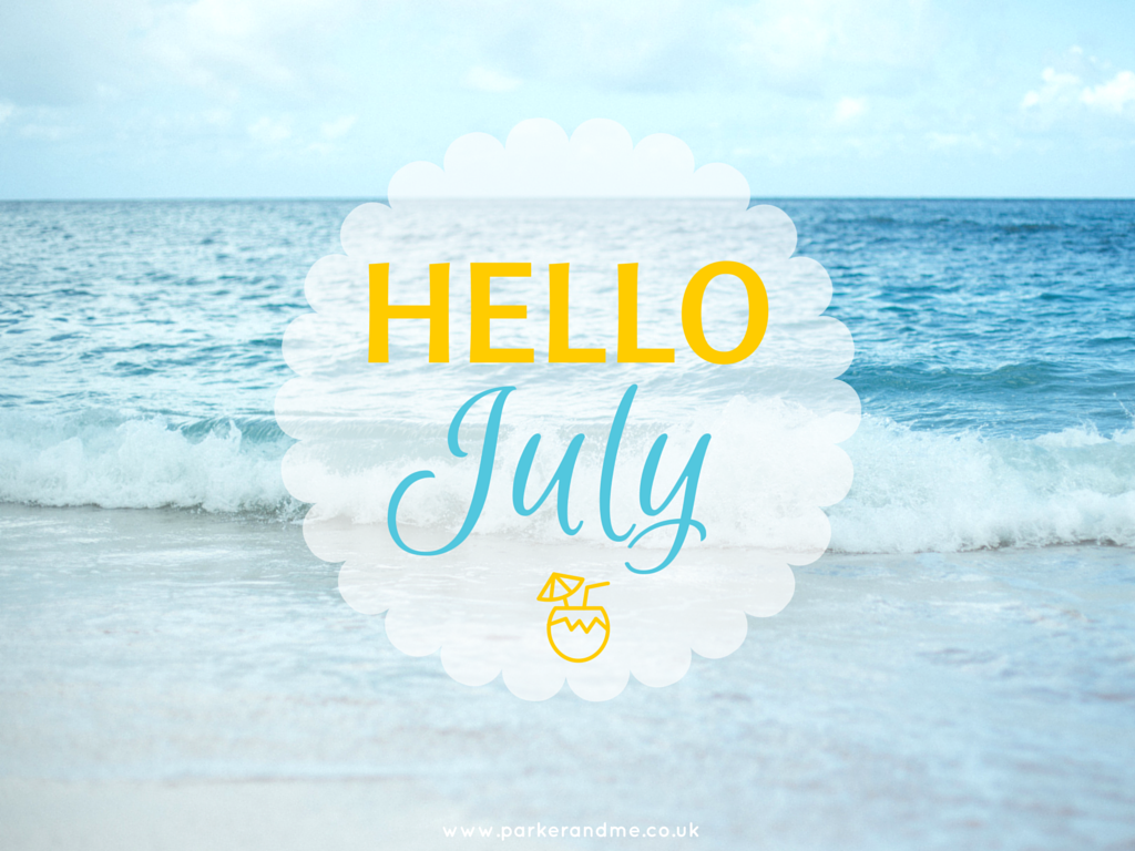 Charmant Hello July Wallpaper, Welcome July, Month Of July, Hello July Goodbye June,
