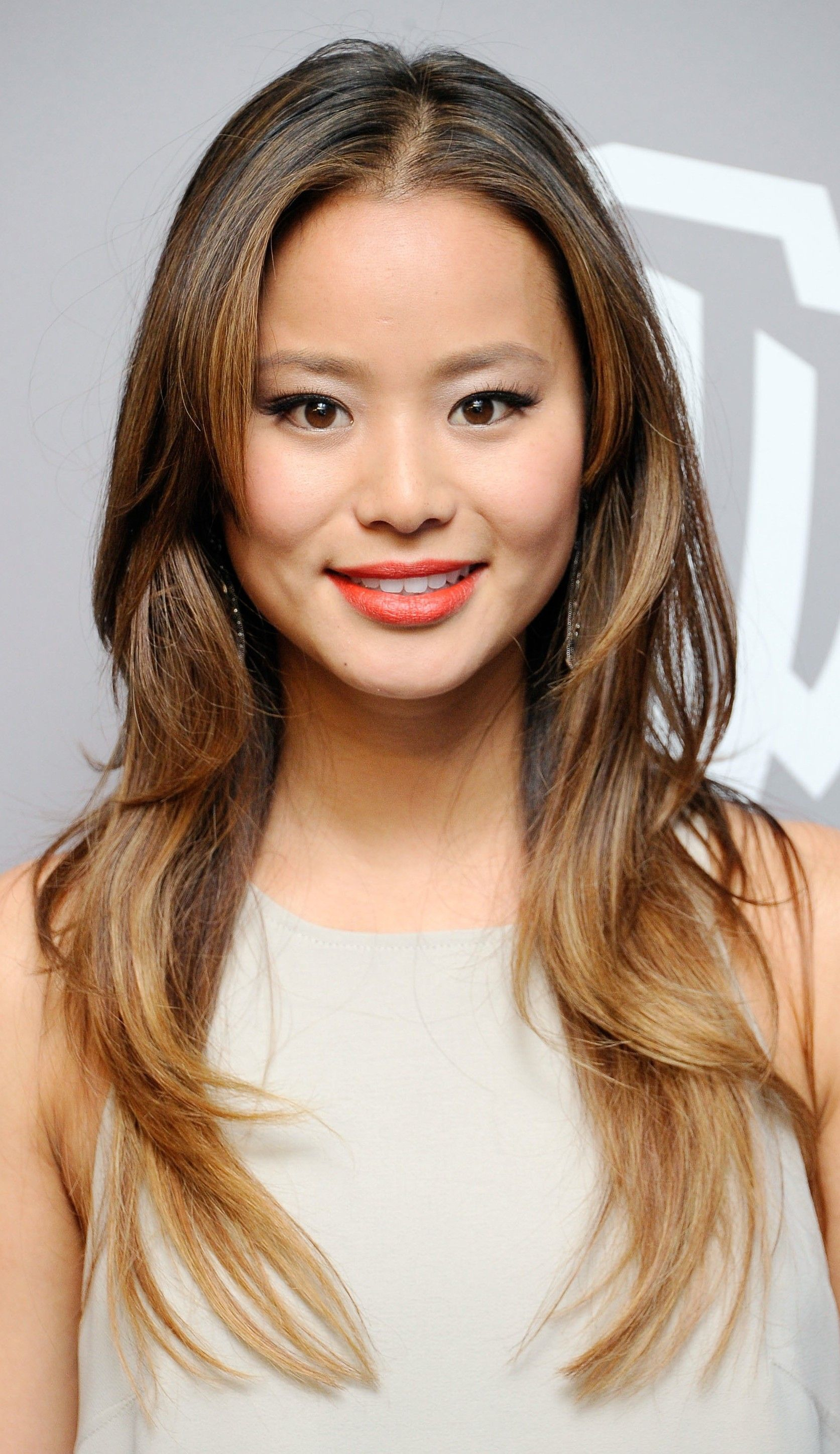 Asian Ombre Hair Color For Dark Skin In