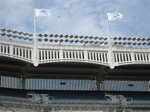 Inside Yankee Stadium Yankee Stadium Yankees Stadium