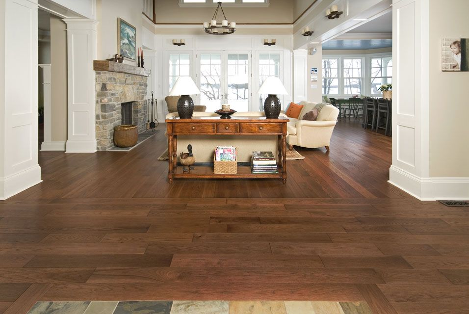 Distressed Hickory Hardwood Flooring Hickory Hardwood
