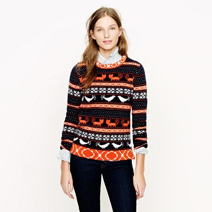 Don't know why I am obsessed with this weird catbird sweater, but ...