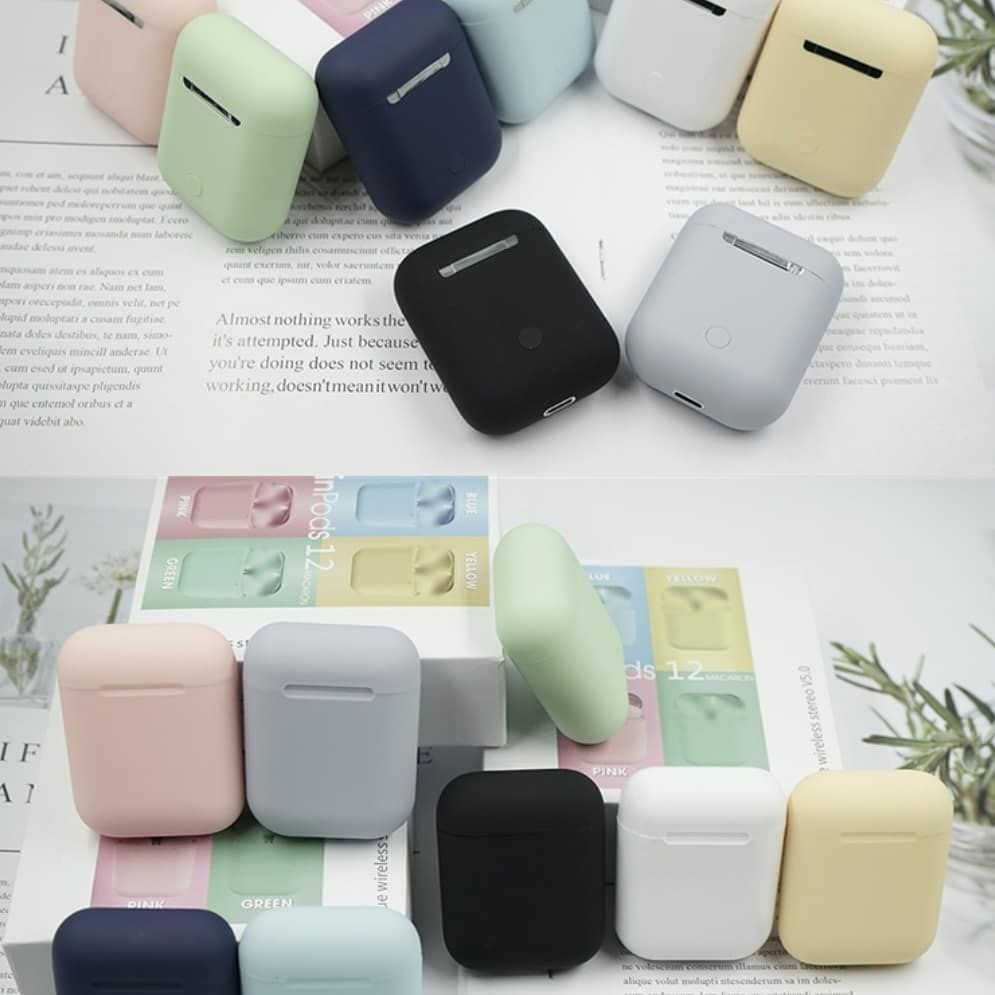 Free Airpods Giveaway Airpods Case Best Seller Recommended Best Seller Recommended Macaron Inpods Bisa Untuk Iphone Dan Android Iphone Case Headset