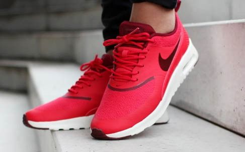 Air Max Thea - Nike Rouge