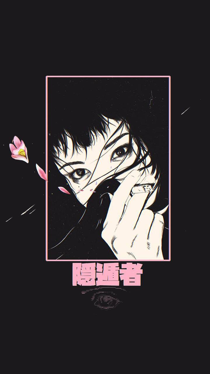Anime Phone Wallpaper Hd Vaporwave Wallpaper Aesthetic Anime Japanese Art