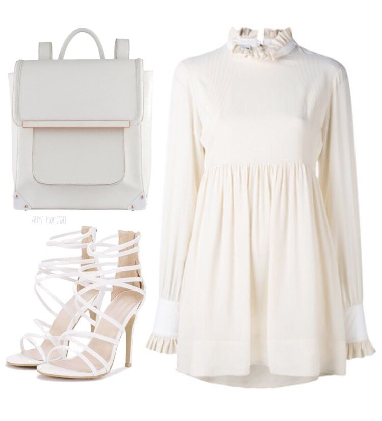 Heavenly White #purewhite