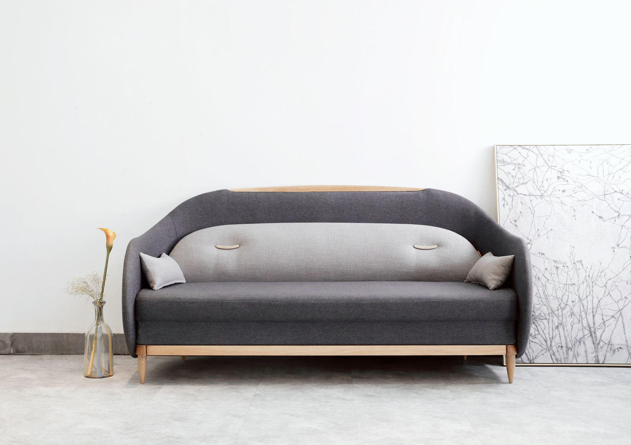 Recess sofa bed from ziinlife modern furniture hong kong