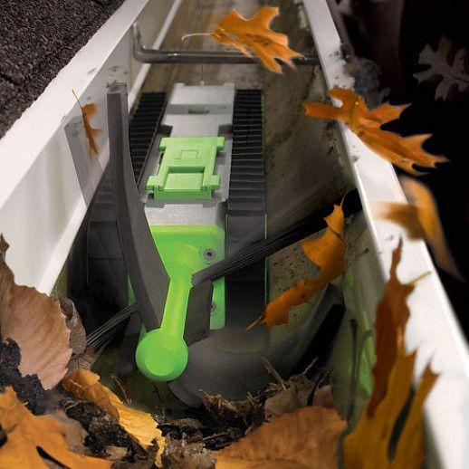 Irobot Looj Gutter Cleaning Robot Cleaning Robot Cleaning Gutters Gutter Cleaning Tool
