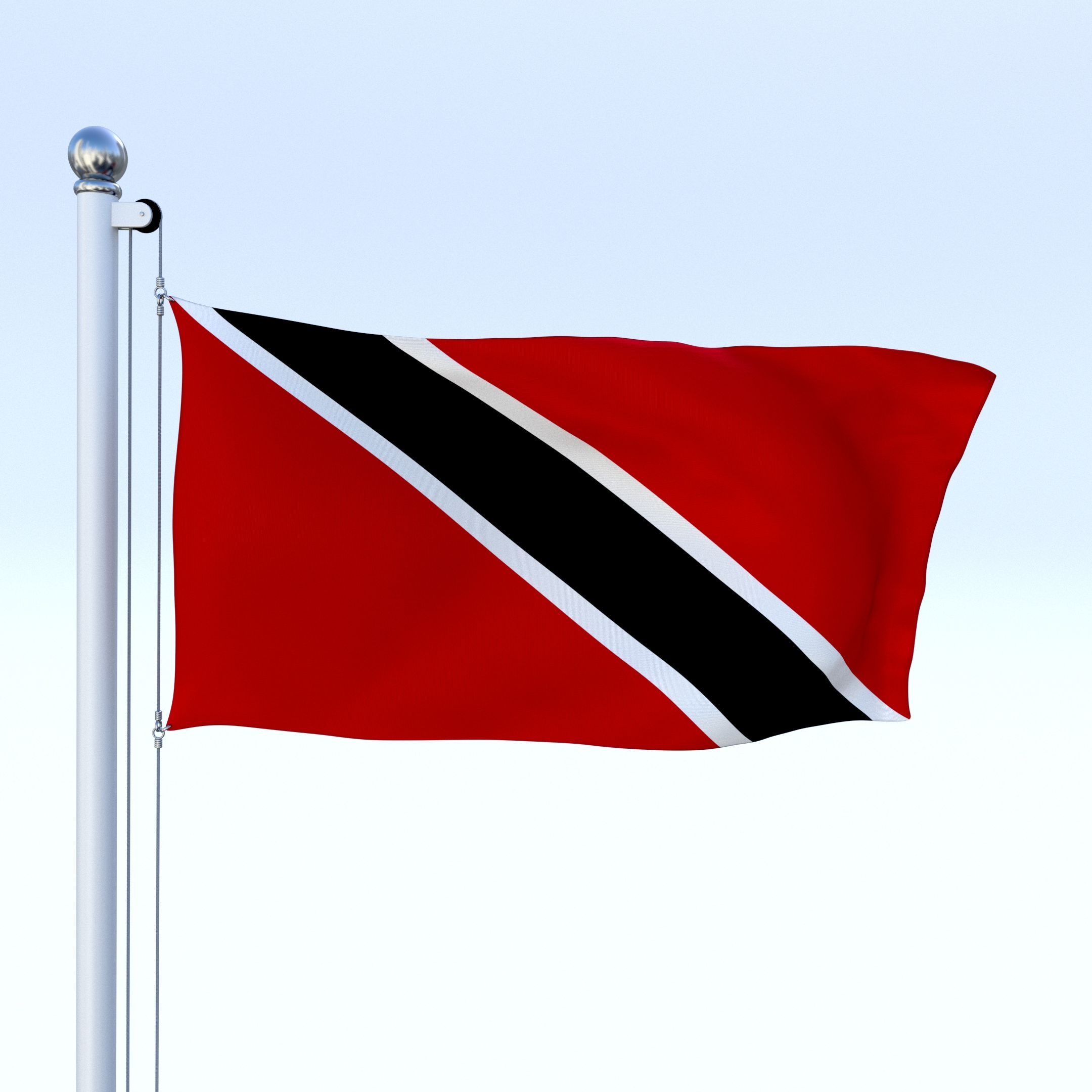Image result for the animated Flag of Trinidad