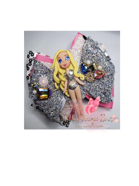 Princess barbie bow