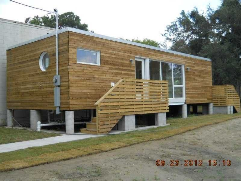 House Of The Week Home Made From A Shipping Container Container