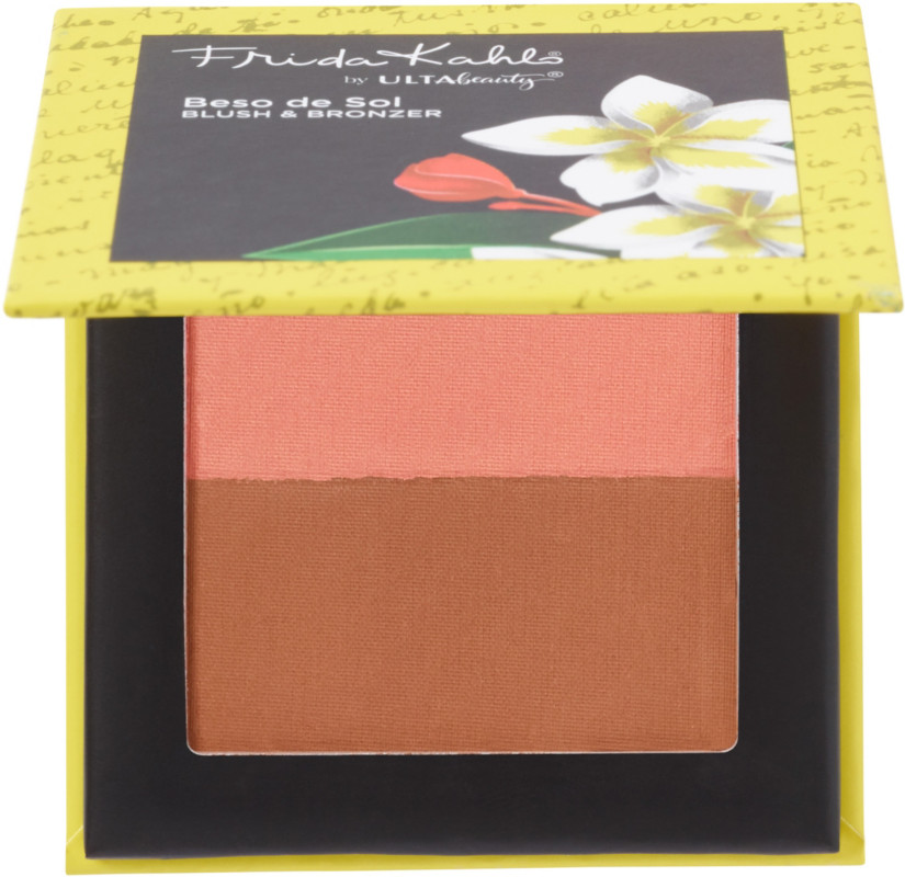 Frida Kahlo by Ulta Beauty Blush & Bronzer is a smooth