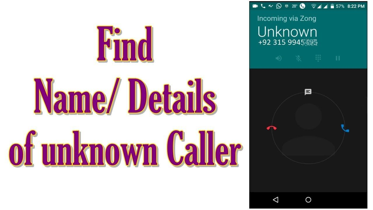 Find Name Address Details Of Unknown Mobile Numbers Find Name