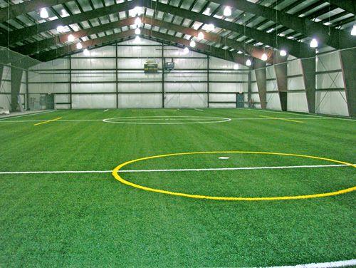 Prefab Metal Indoor Sports Complex Prefab Rec Centers Indoor