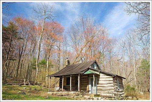 Corbin Cabin Nicholson Hollow Cabin Appalachian Trail Appalachian