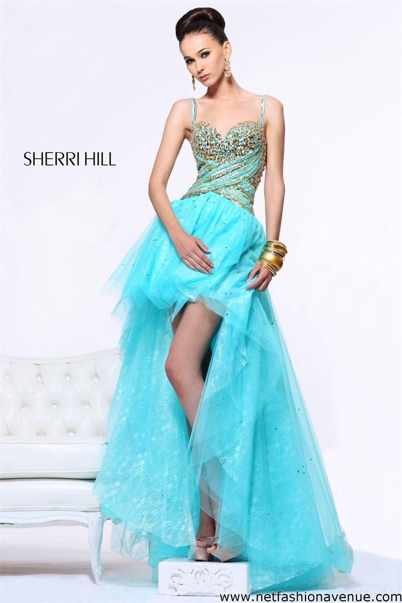 Sherri hill dress prom dresses