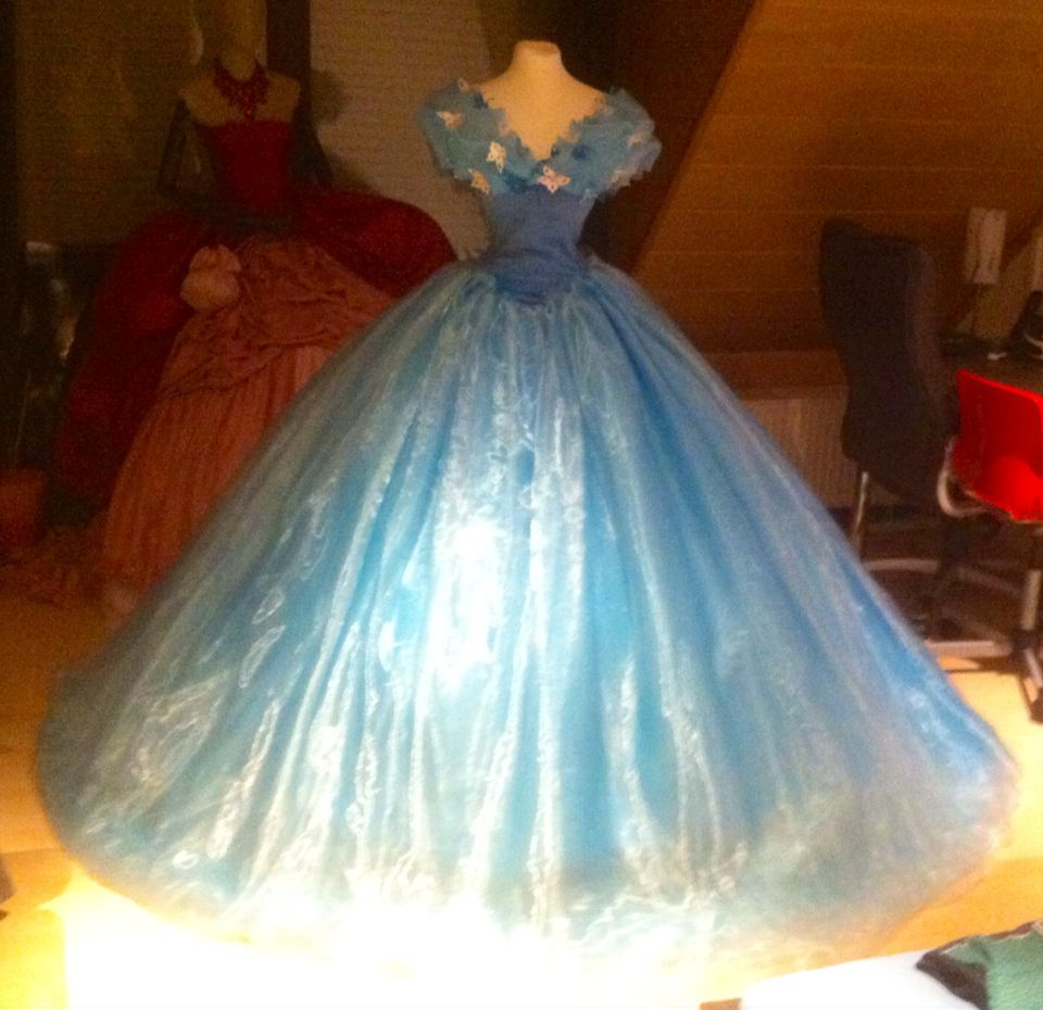 Cinderella ball gown  Ball gowns, Cinderella dresses, Gowns