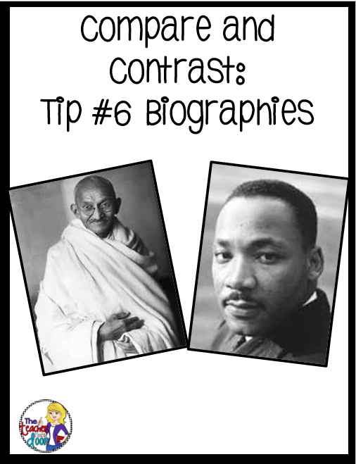 posts compare and contrast and famous people on pinterest comparing two famous people with similarities is a great way to teach compare and contrast