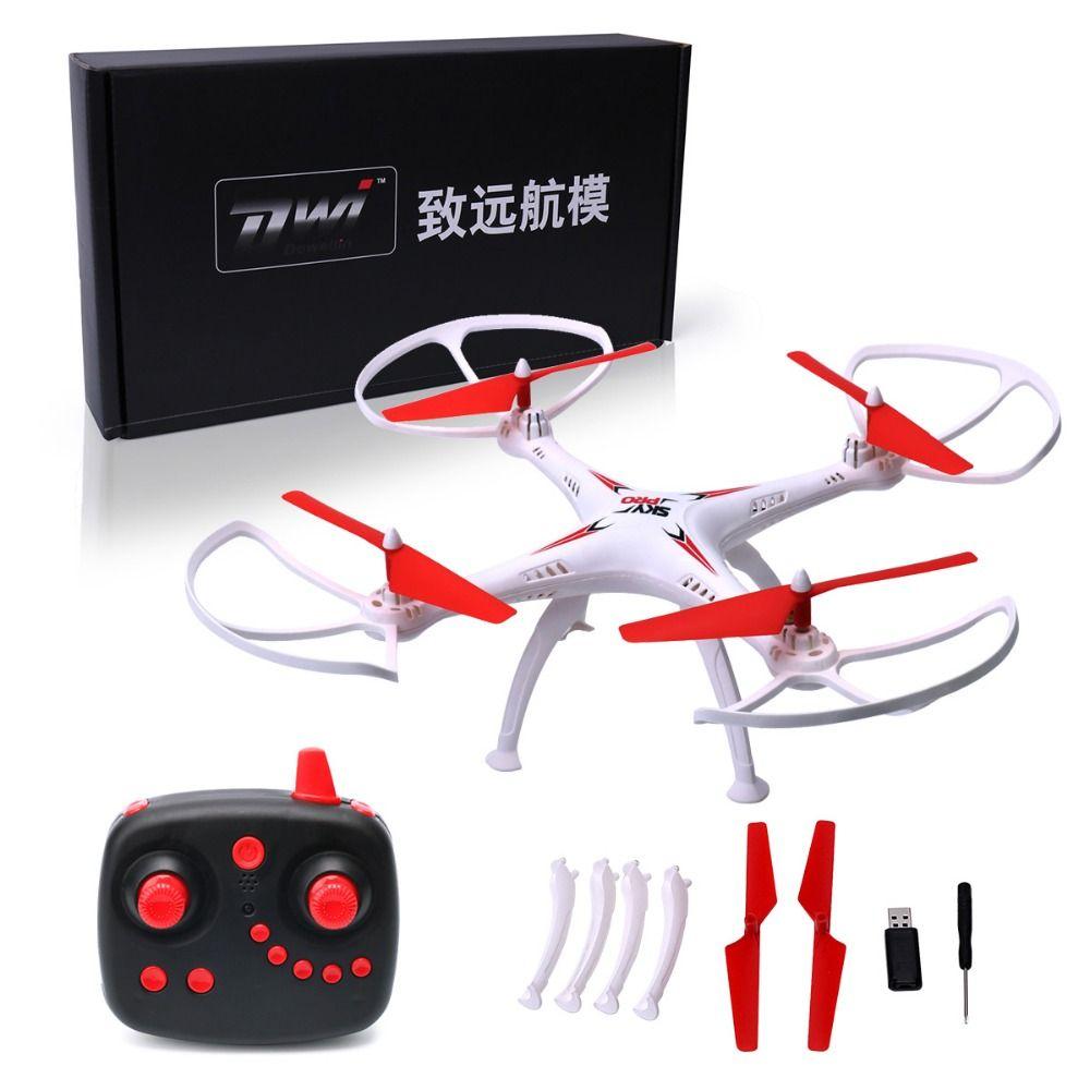 Rc Drone Quadcopter Profesional No Syma X5c Control Remoto Helicptero 24g 6 Canales