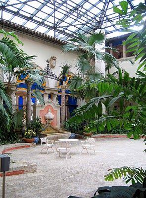 Courtyard Cover Design | Architect Design™: Vizcaya: The Courtyard