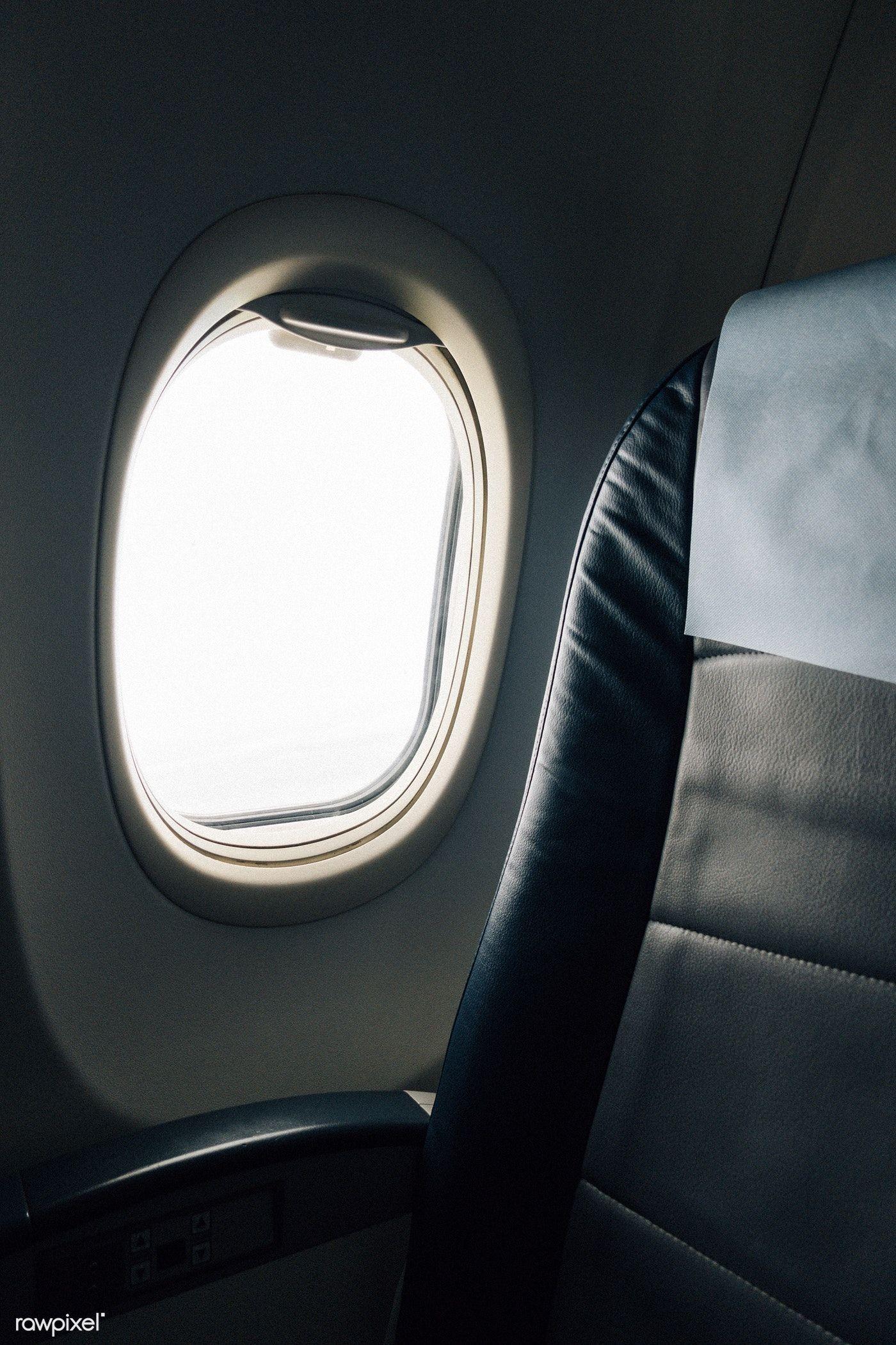 View From The Window Seat Of A Plane Free Image By Rawpixel Com Chanikarn Thongsupa Plane Window Plane Seats Window Seat