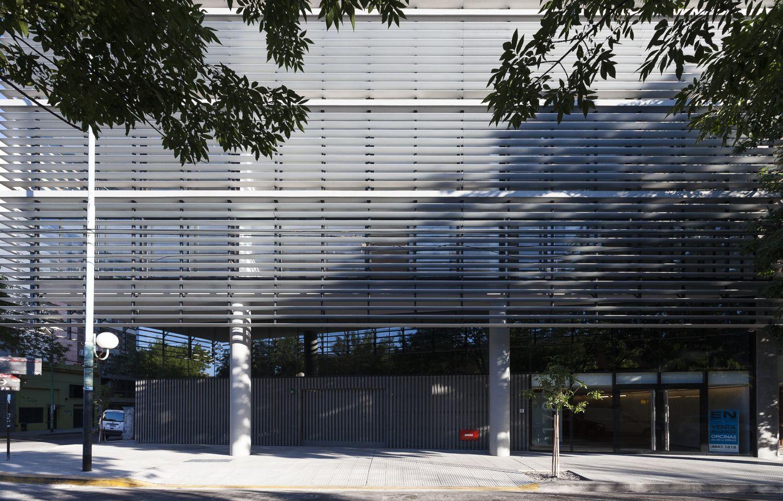Oficinas Dorrego, Bs As. EN arquitectos
