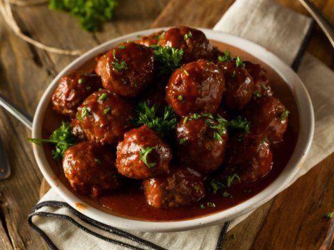 8 Recetas Con Albóndigas Que Te Encantarán Nutrisystem Recipes Meatballs Recipes