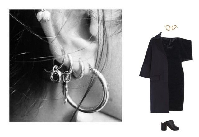 """""""Untitled #1255"""" by l-jane ❤ liked on Polyvore featuring Maison Margiela, Marni and Niza Huang"""
