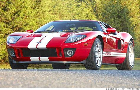 Ford Gt America S Investment Grade Car Ford Gt Classic Cars